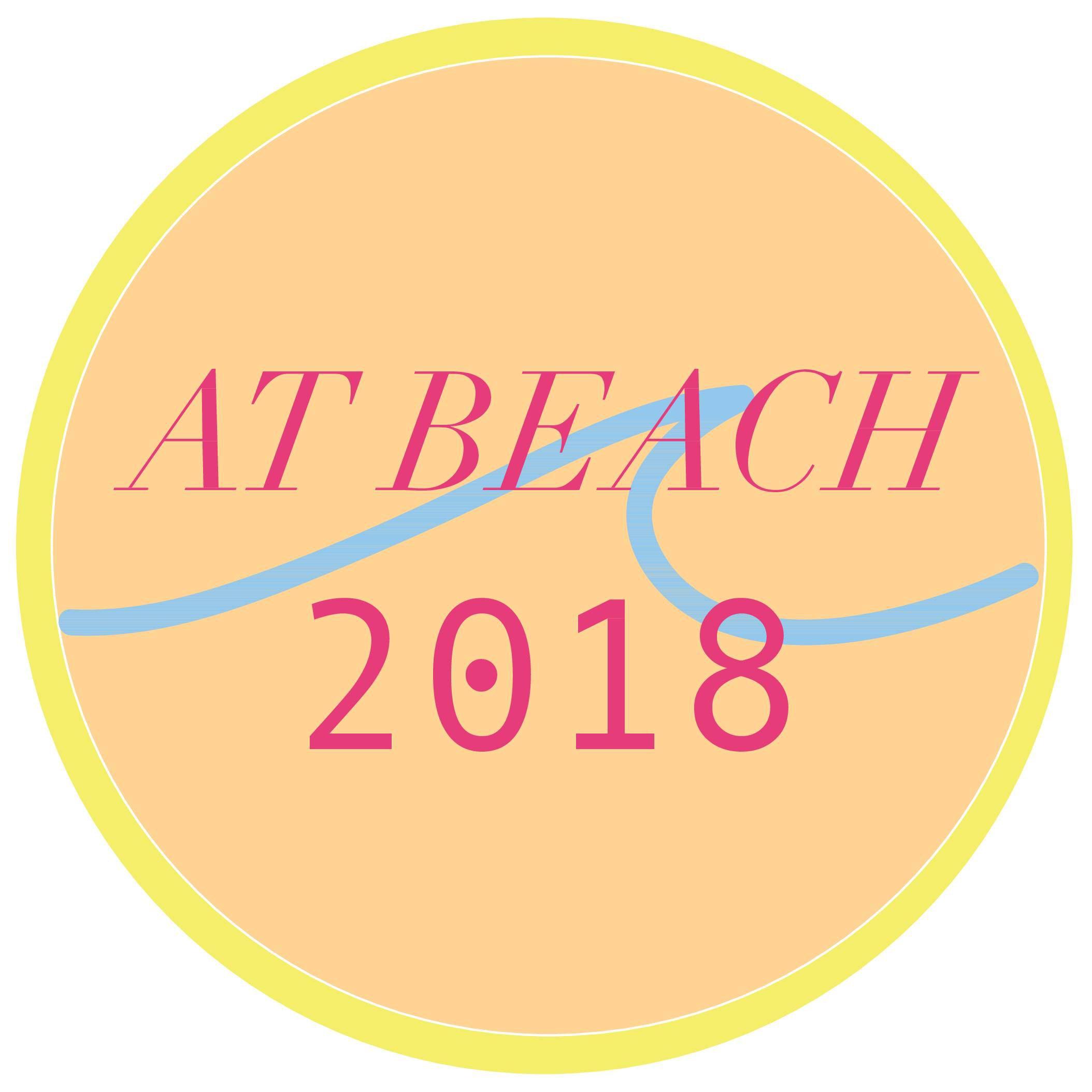 AT BEACH 2018